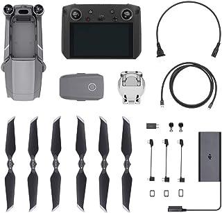 """DJI Mavic 2 Zoom Drone + Smart Afstandsbediening (5.5 inch display) Combo Quadrocopter met 24-48 mm Optische Zoom Camera Video 12MP 2,3"""" CMOS Sensor (EU versie)"""