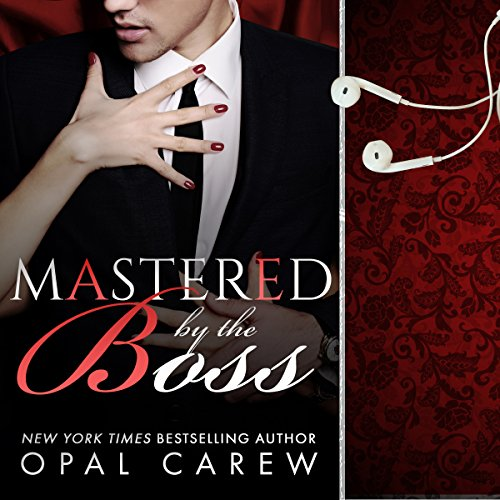 Mastered by the Boss audiobook cover art