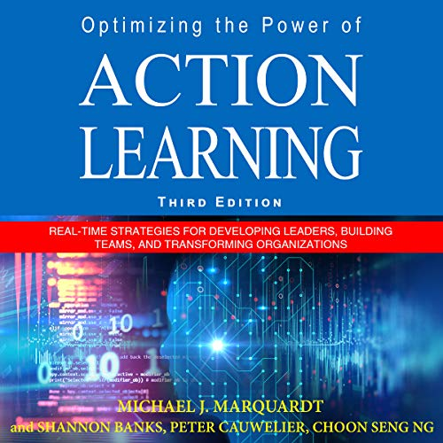 Optimizing the Power of Action Learning audiobook cover art