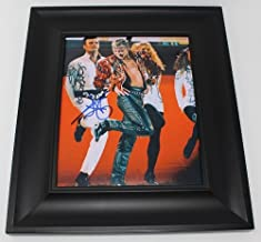 Michael Flatley Riverdance Lord of the Dance Signed Autographed 8x10 Glossy Photo Gallery Framed Loa