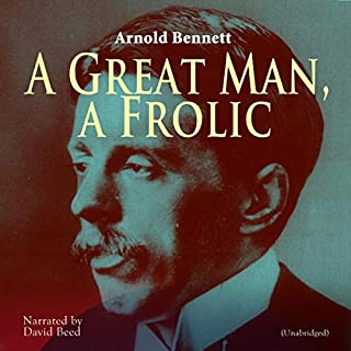 A Great Man, a Frolic audiobook cover art
