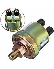 EsportsMJJ 1/8 Npt Presión De Aceite del Sensor del Motor De Presión del Aceite del Interruptor Medidor