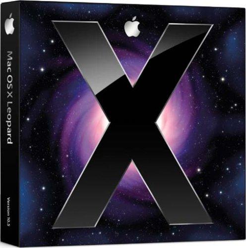 Mac OS X Leopard V10.5 Family Pack deutsch