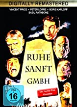 The Comedy of Terrors (1963) ( The Graveside Story ) [ NON-USA FORMAT, PAL, Reg.2 Import - Germany ] by Vincent Price
