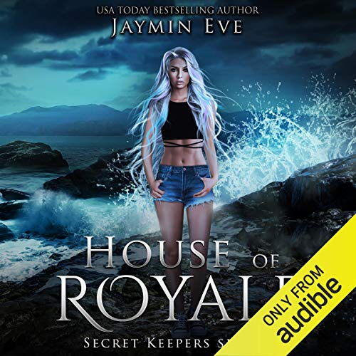 Page de couverture de House of Royale