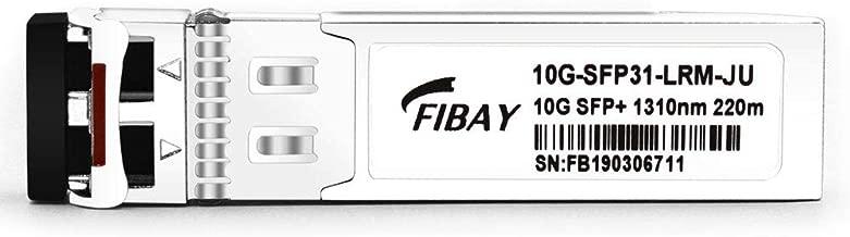 10G SFP LRM for Cisco Meraki MA-SFP-10GB-LRM 10GBASE-LRM SFP+ ModuleTransceiver MMF/SMF 1310nm, 220m/300m, LC, DOM