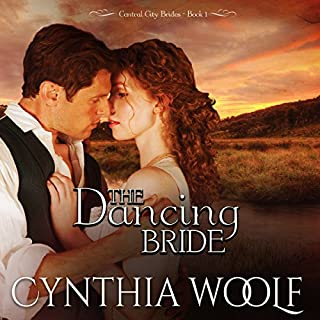 Couverture de The Dancing Bride
