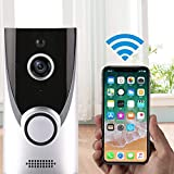 TelDen Home WiFi Smart Wireless Security Doorbell Visual Intercom Recording Video Kits