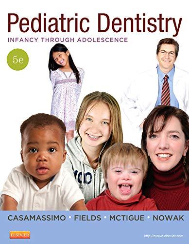 Pediatric Dentistry: Infancy through Adolescence