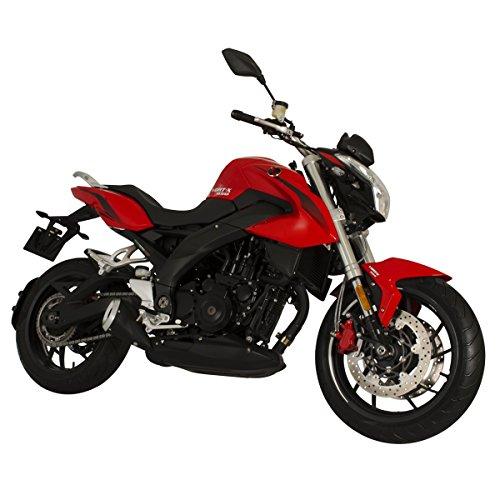 ITALIKA Motocicleta de Deportiva – Modelo VORT-X 650