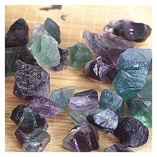 YSJJDRT Cristal Naturel Brut 1 pcs 4 Tailles Naturel Purple Améthyste Quartz Crystal Echantillon Rugueux Stones Stones Aquarium Plantes Plantes Pot (Color : Size1.5-2)