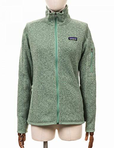 Patagonia W's Better Sweater Jkt Jacke Damen XS Gips-grün