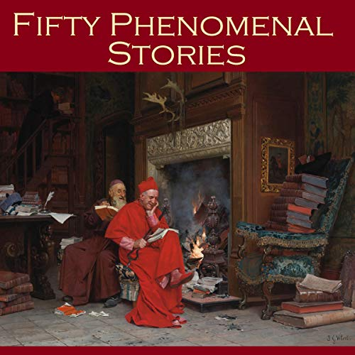 Fifty Phenomenal Stories cover art