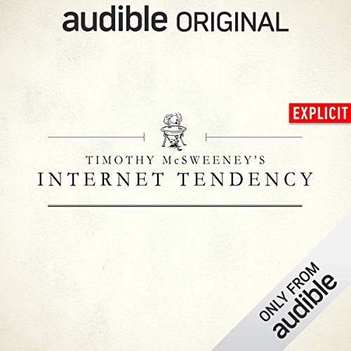 Ep. 6: Me Commercial Husband | How to Throw Like a Girl | The Doors (McSweeney's Internet Tendency) audiobook cover art
