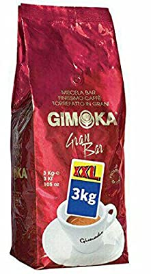Coffee Beans Gimoka Gran bar 3kg Bag