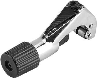 cortador de tubos de manguera de tubo ajustable con rueda de corte para tubos de PVC de aluminio de cobre de 6~42 mm o tubos de pl/ástico de corte PPR y tubos de plomer/ía Cortador de tubos de PVC