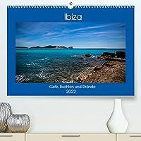Ibiza Kueste, Buchten und Straende (Premium, hochwertiger DIN A2 Wandkalender 2022, Kunstdruck in Hochglanz): Reiseziel Ibiza, nicht nur eine Partyinsel. (Monatskalender, 14 Seiten )