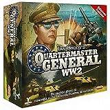 Ghenos Games Quartermaster General WW2 Gioco da Tavolo in Italiano