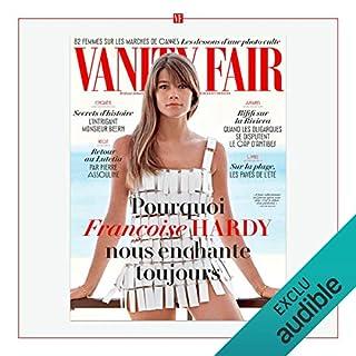 Couverture de Vanity Fair : août 2018