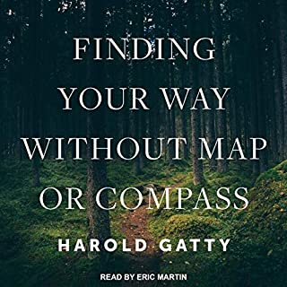 Finding Your Way Without Map or Compass cover art
