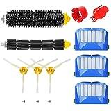 Otzburn10 piezas de accesorios de repuesto para Roomba 650 620 651 621 615 616 605 Serie robot aspirador