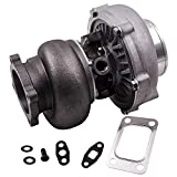 Bernard Bertha GT30 GTX3071R GT3071R GT3076 Turbo charger Floating Wet Bearing Turbocharger for 3.0L-5.0L External Wastegate Balanced Engine