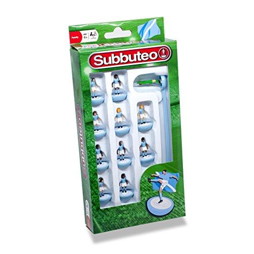 Subbuteo 3405 - Juego de Jugadores, Color Azul y Blanco