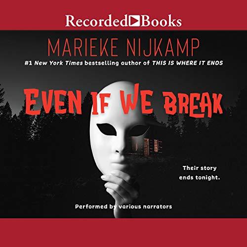 Even If We Break cover art