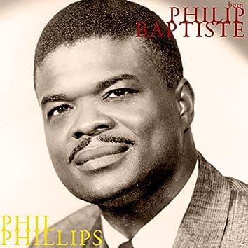 Born Philip Baptiste