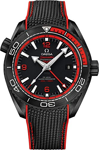 Omega Seamaster Planet Ocean Deep Black 45,5 mm Herenhorloge 215.92.46.22.01.003