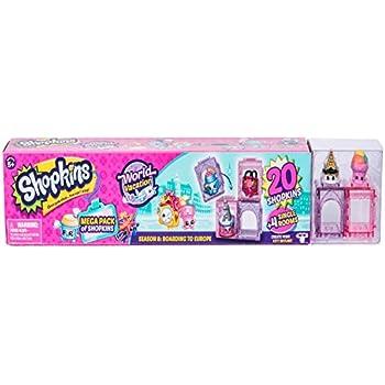 Shopkins World Vacation (Europe) -Mega Pack | Shopkin.Toys - Image 1