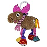 Product Image of the Lamaze Muffin The Moose, Clip On Toy