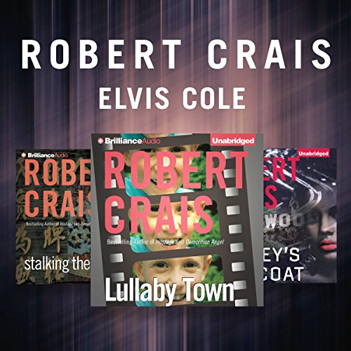Robert Crais - The Elvis Cole Series audiobook cover art