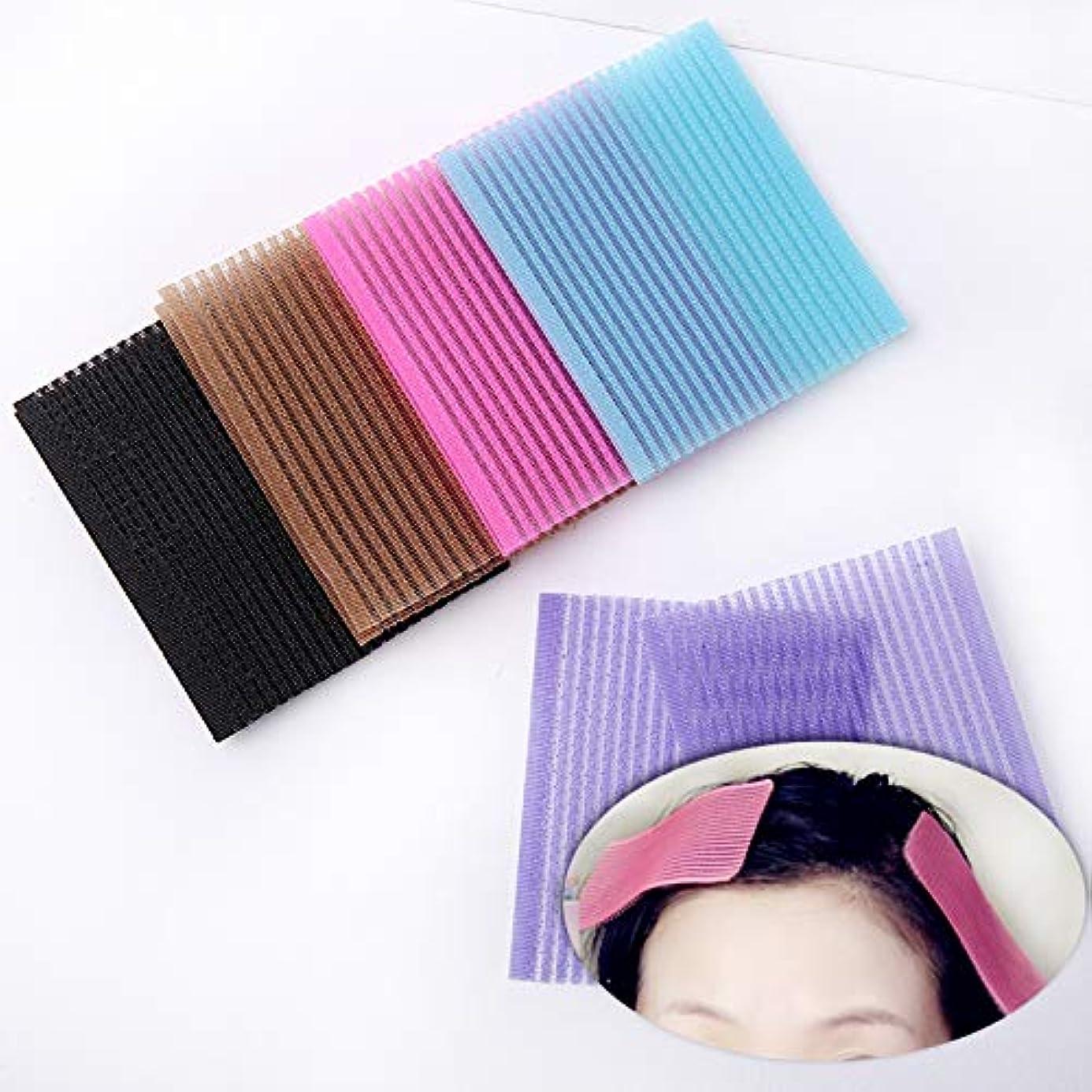 謙虚勤勉にはまって(Sincere NO.1)前髪とめーる 2枚入り 長方形型 前髪固定シート 単品 セット販売