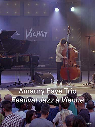Amaury Faye Trio - Jazz à Vienne