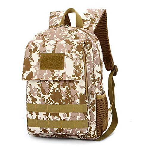 N/F Outdoor Backpack Camouflage Small Backpack Men And Women Waterproof Mountaineering Bag Tactical Travel Bag