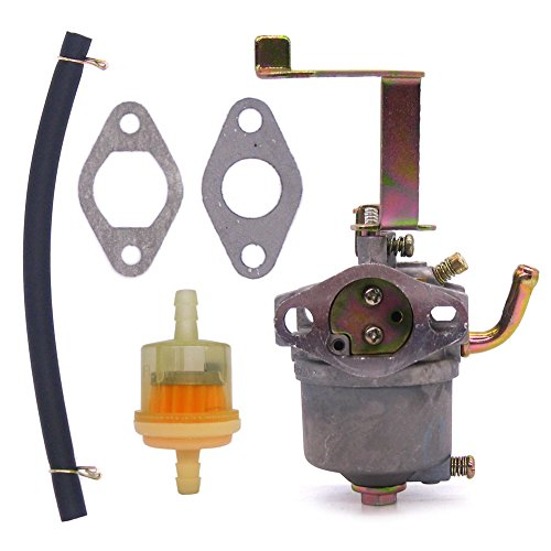 FitBest Carburetor for Harbor Freight Chicago Electric Storm CAT 60338 66619 69381 63cc 2HP Generator 700 800 900 Watts