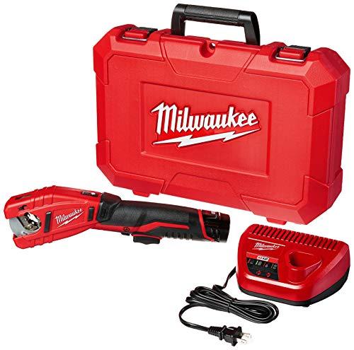 Milwaukee 2471-21 12-Volt Copper Tubing Cutter Kit