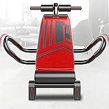 RR-YRF 7-en-Un Banc De Musculation, Équipement De Musculation Multifonction, Sports Accueil Bench Press, Sit-Ups avec Les Conseils des Muscles Abdominaux Réglables