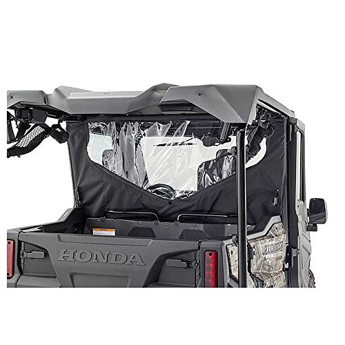 Honda Genuine Accessories Fabric Mid-Panel (Black) for 16-17 PIONEER1K-5