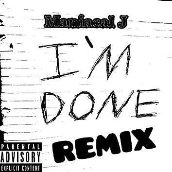 I'm Done (Remix)