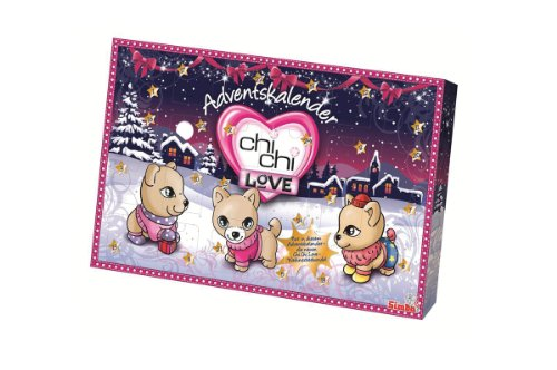 Simba 105896199 - Mini - Chi Chi Love Adventskalender