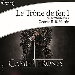 Le Trône de fer (Le Trône de fer 1) cover art