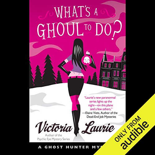 What's a Ghoul to Do? audiobook cover art