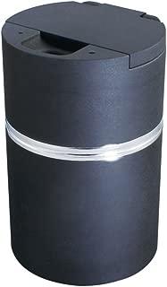 槌屋ヤック 車用 灰皿 PloomTECH(プルームテック)専用 本体収納&吸殻入れ キープトラッシュ DT-12