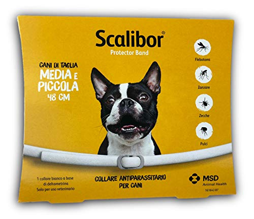 Scalibor Collare, 48 cm - MSD Animal Health