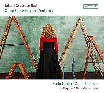 Bach: Oboe Concertos & Cantatas