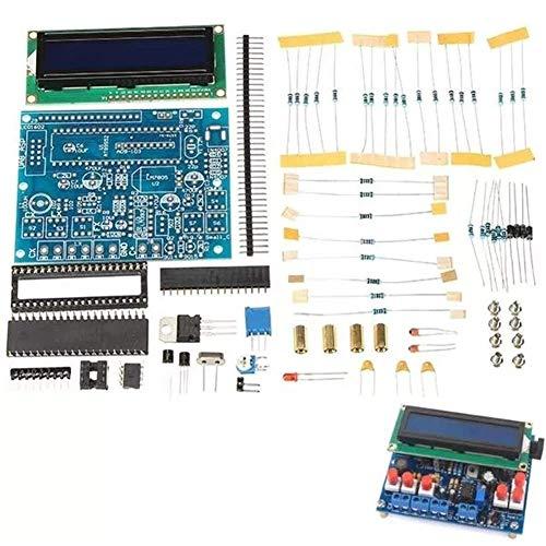YELLAYBY LCD1602 Kapazität Induktivität Häufigkeit Tester Meter Kit DIY...