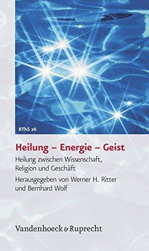 Heilung - Energie - Geist.