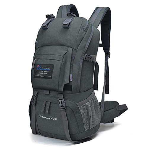 MOUNTAINTOP 40L Hiking Backpack for Outdoor